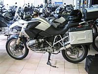 GS 1200 R First day